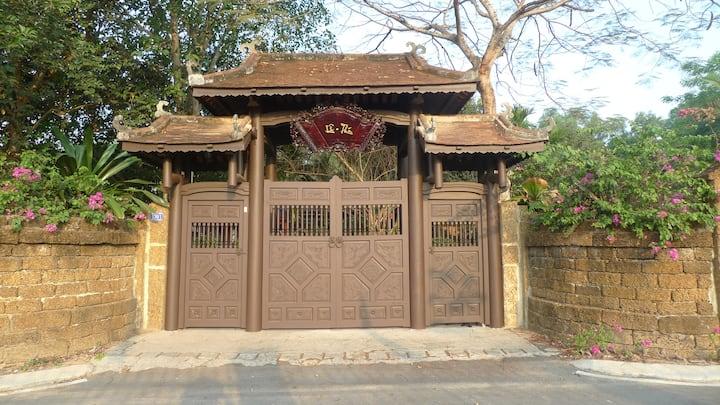 Le - Thai Ancient Houses