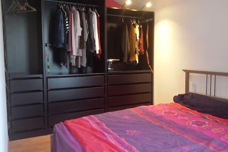 Appartement chaleureux EVRY - Évry - Apartment