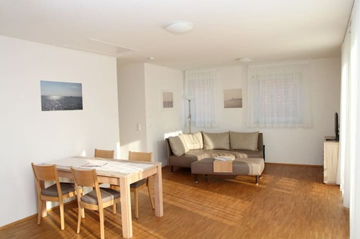 Modern holiday apartment *Jonagold* - Langenargen - Appartement