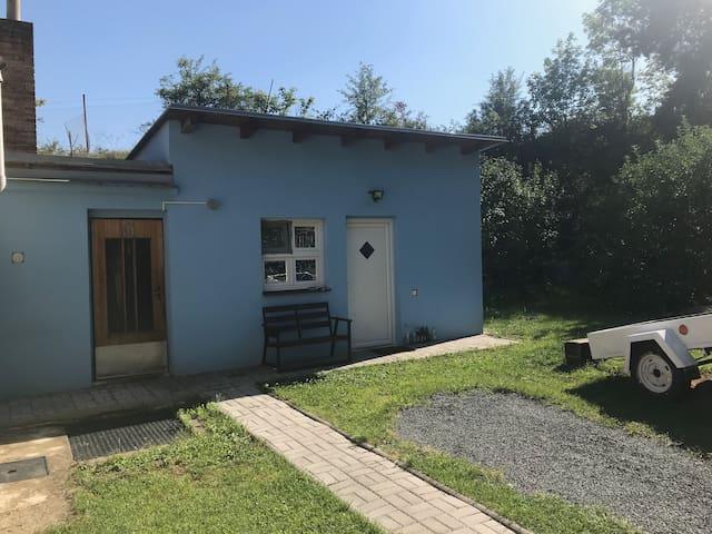 Domeček v Prokopském údolí