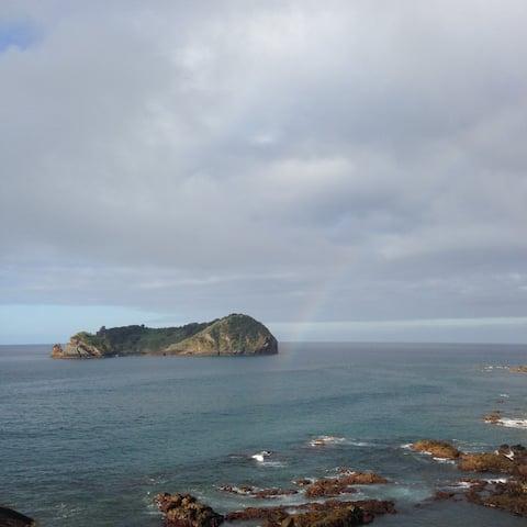 Love Shack/Όμορφη θέα στον ωκεανό