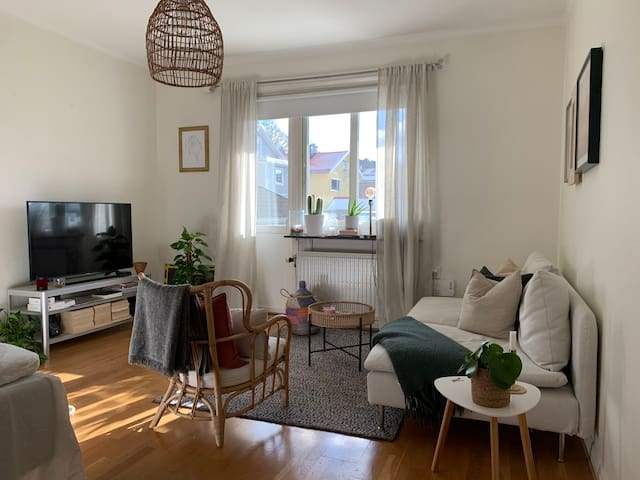 Cozy apartment with terrace near the City!