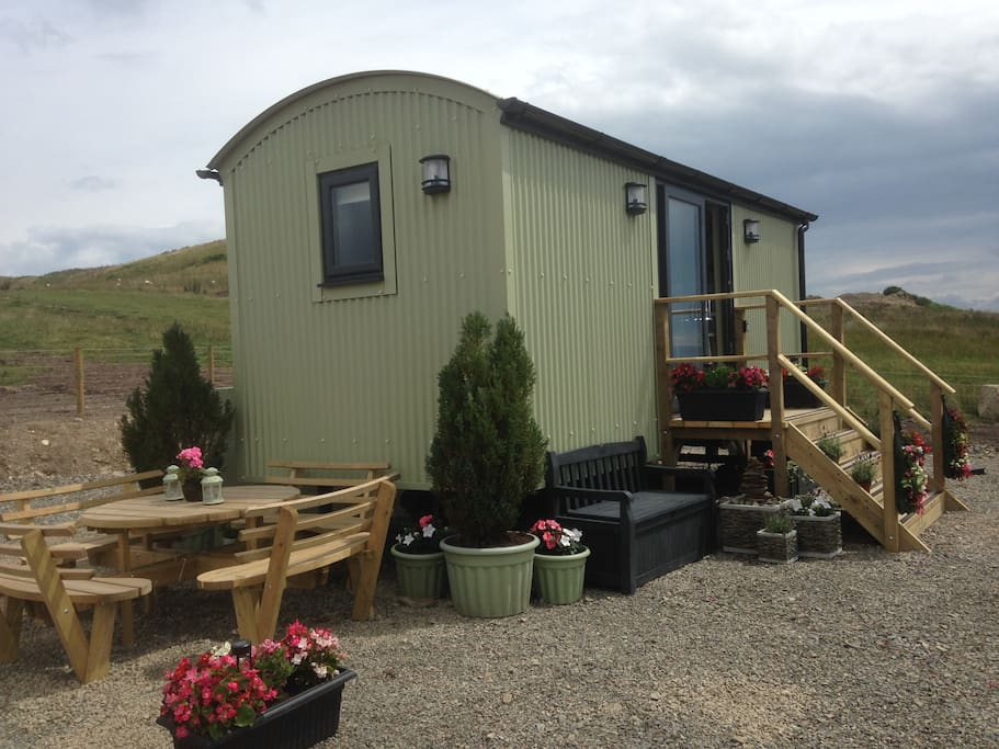 Brand New Shepherd's Hut