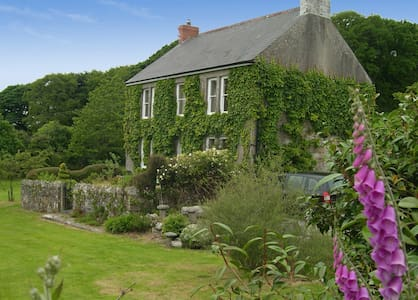 Treveddoe - a beautiful farmhouse near Bodmin Moor - Cornwall