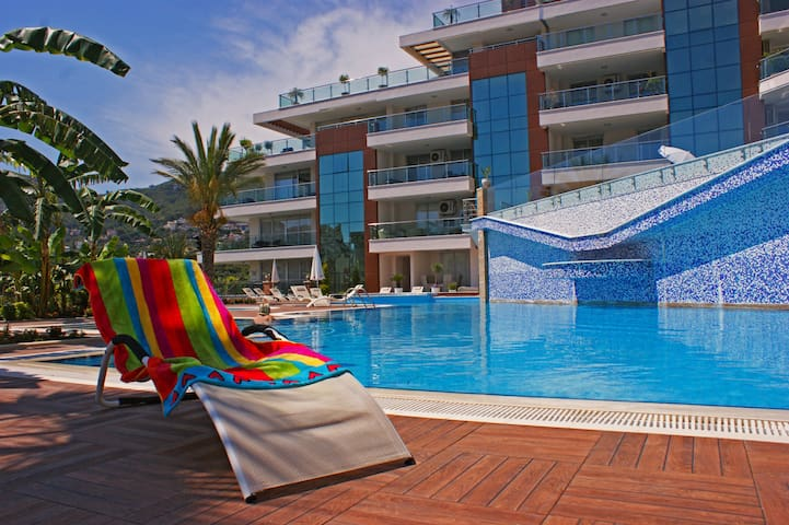 More vacation - less expenses ! - Alanya - Appartamento