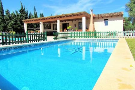 Cozy cottage with pool in Sa Coma. Sant Llorenç. - Sa Coma