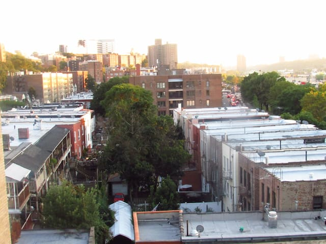 The Whole [Spacious, Sunny] Apartment to Yourself - Nueva York - Departamento