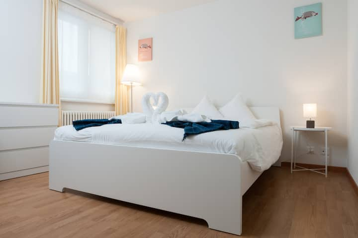 Sirius 1 - 2 bedroom apartment - Luzern city