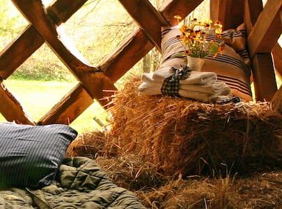 Hayloft-Guesthouse Novak - Sadinja Vas pri Dvoru