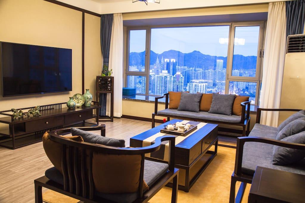 sony液晶电视 全新家具
