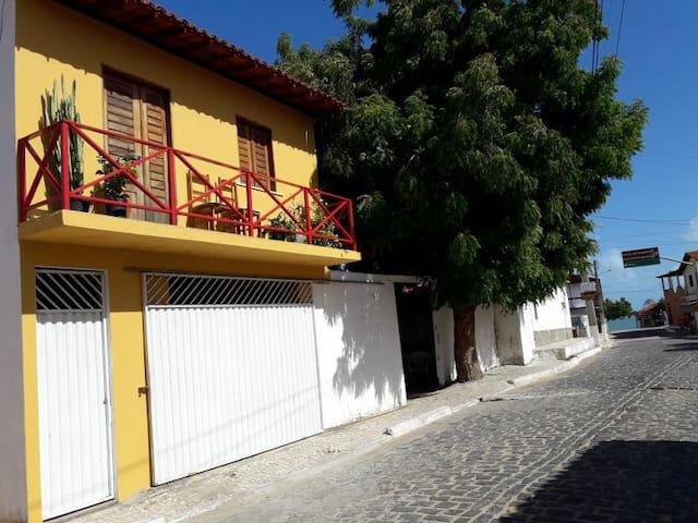 Casa Sobradinho ArteVida - Praia Icaraizinho - Amontada - Talo