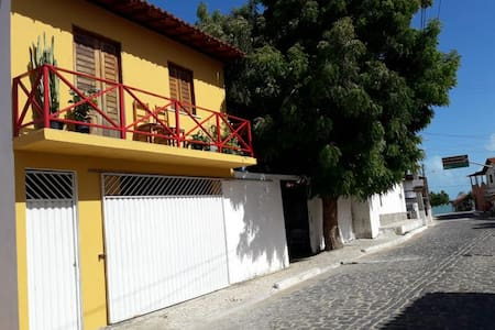 Casa Sobradinho ArteVida - Praia Icaraizinho - Amontada