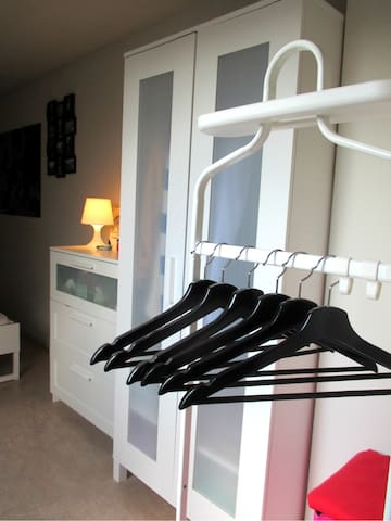 Central & Cozy flat @Ghent - Ghent - Apartment