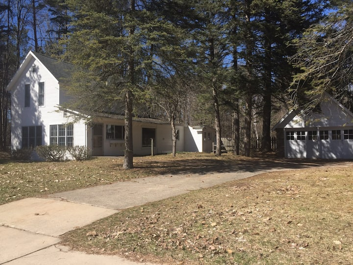 Downtown Harbor Springs Home on 1 Acre