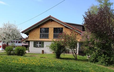 Appartment Leni - Experience & enjoy the Allgäu