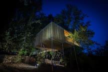 Tree house (Furnas Cabin)