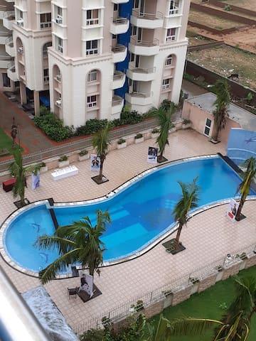 La Platina Premium Suites, Near Puri Sea Beach.