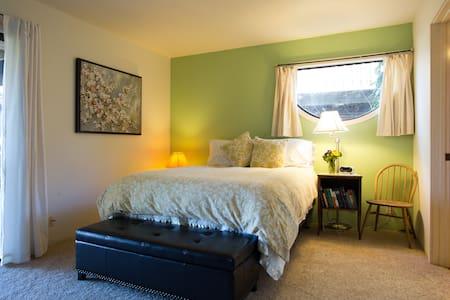 Master Bedroom, Breathtaking View! - Aptos