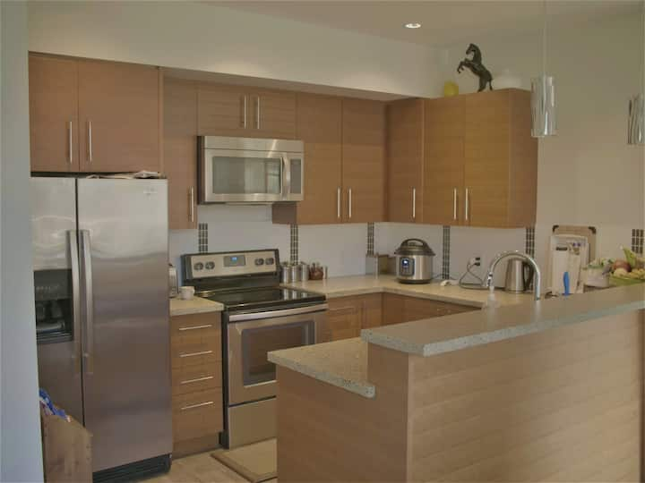 Beautiful 2 bed 2 bath condo near Thetis Lake