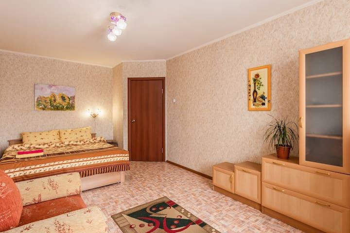 Квартира в новом доме на Революционной