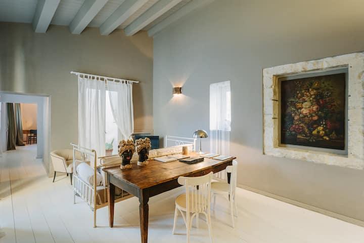 Romantico Appartamento con terrazza in Ortigia