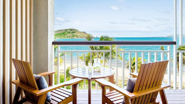 Awesome Suite Sea View At Fregate Bay