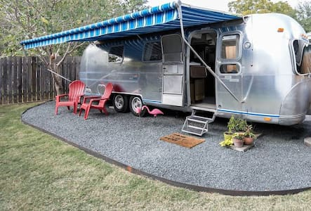 Airstream Dream - East Downtown Oasis