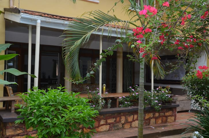 Visit the home of The source of the nile - Jinja