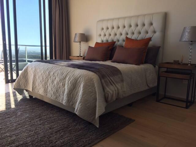 Room with panoramic views