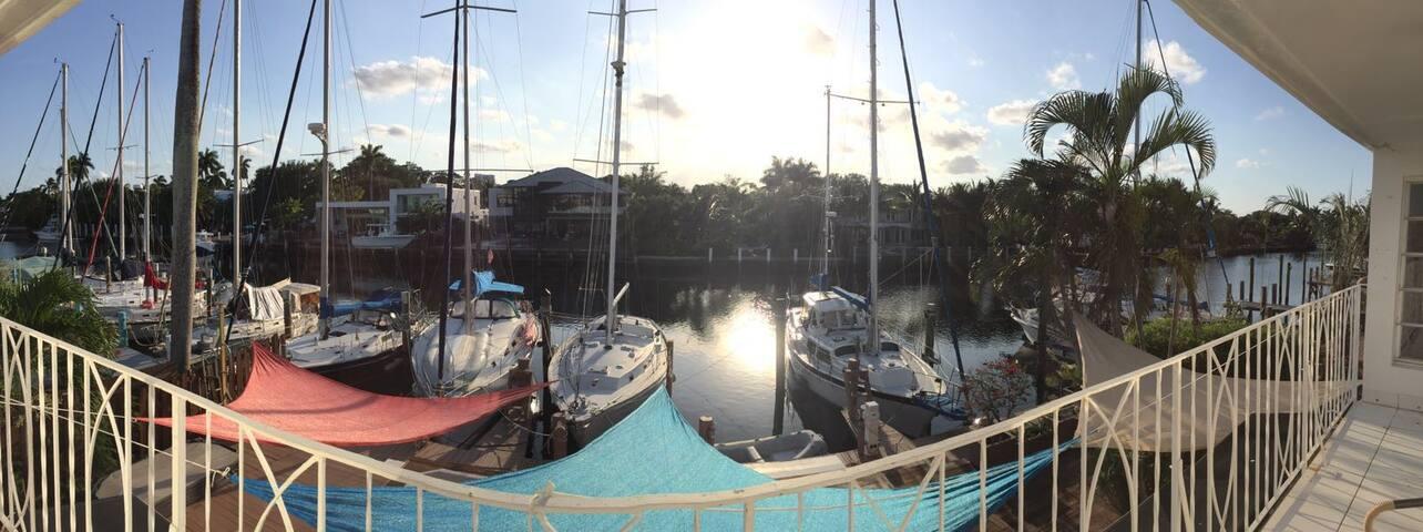 Fort Lauderdale Waterfront Las Olas and Beach - Fort Lauderdale - Flat