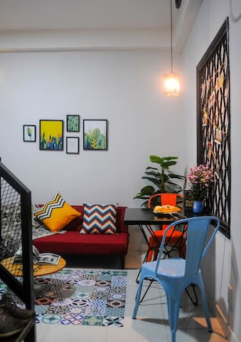 Best Price*Cozy & Private Space*District 1