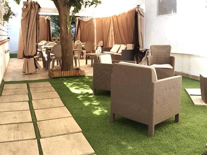 Virgilio's Garden B&B - Deluxe Rooms