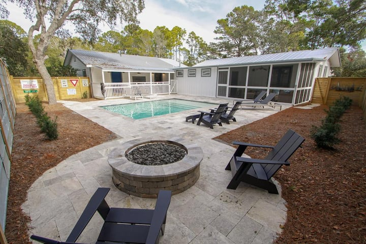 The Hideaway, Private Heated Pool, Game Room, Pet Friendly, Available April 11 - May 12!