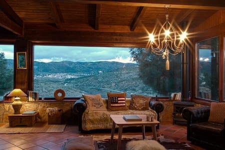 Saint Bernard. Casa con encanto Robledo de Chavela - La Estación - Casa