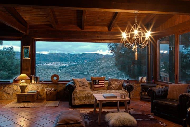 Saint Bernard. Casa con encanto Robledo de Chavela