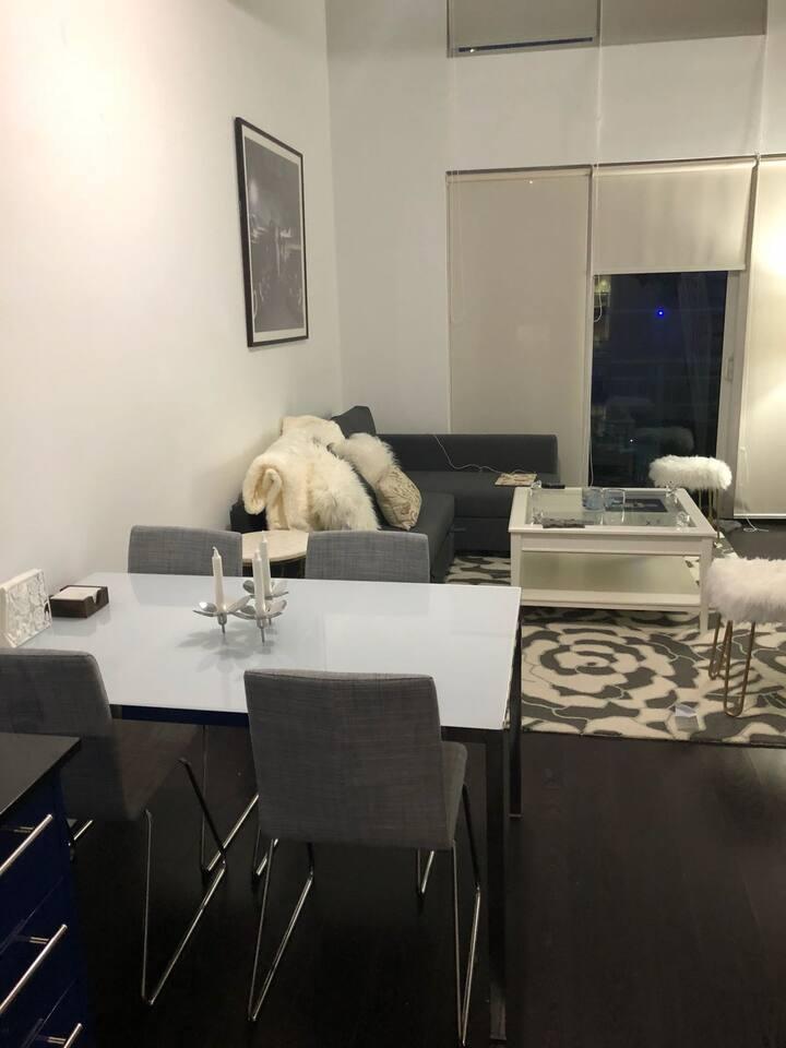 D's Luxury 2 floor loft in the heart of Brickell