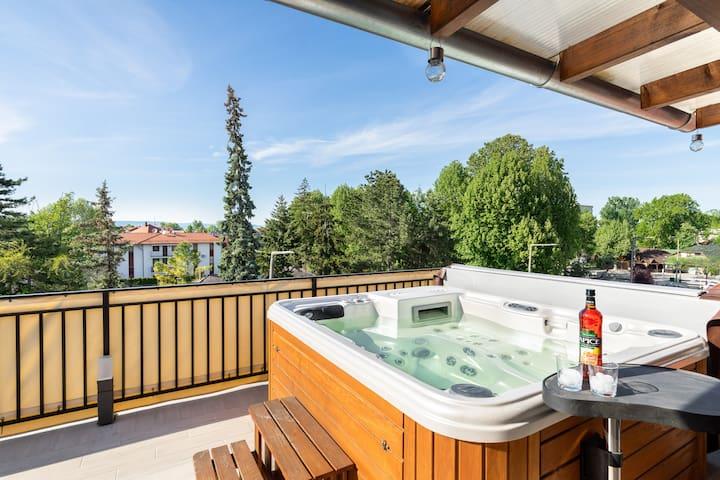 Luxury Panorama Penthouse