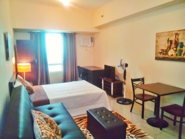 Comfortable studio 3805 in Makati