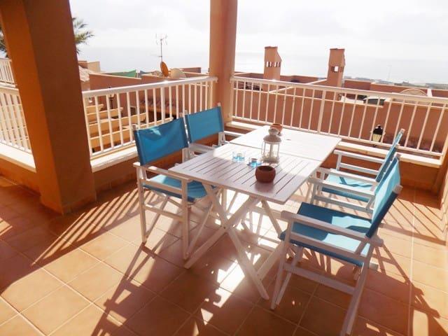 Apartamento nuevo con vistas al mar - Mojácar - Apartment
