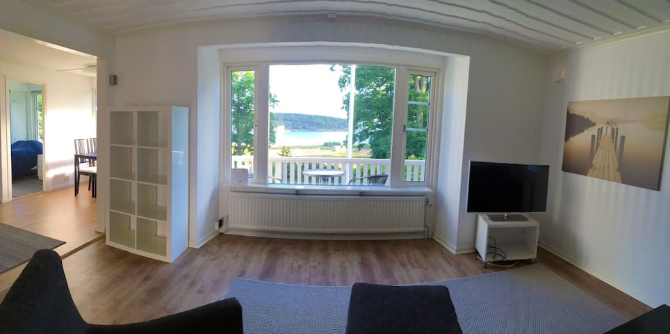 Oceanview villa/apt with 35min to Gothenburg city2 - Stenungsön - Villa