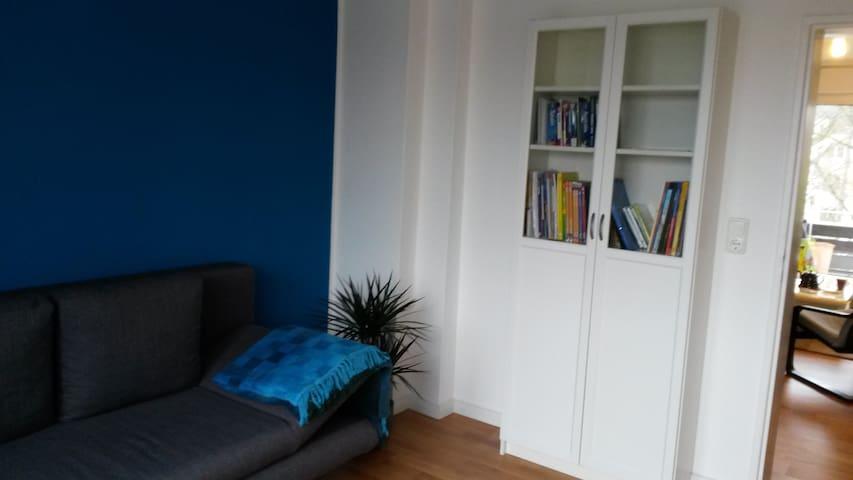 Gemütliches Zimmer in Uninähe - Bremen - Lägenhet