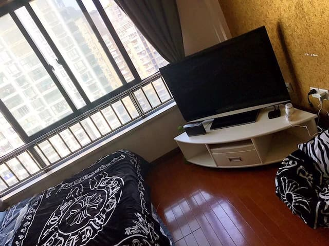 高层酒店公寓 奢侈品堆里的浪漫之夜 - Shanghai - Apartemen