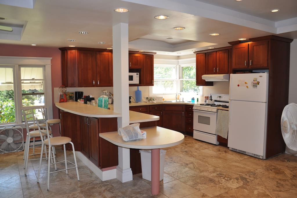 Kitchen in Owner's Home