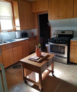 Pet friendly one bedroom near everything!