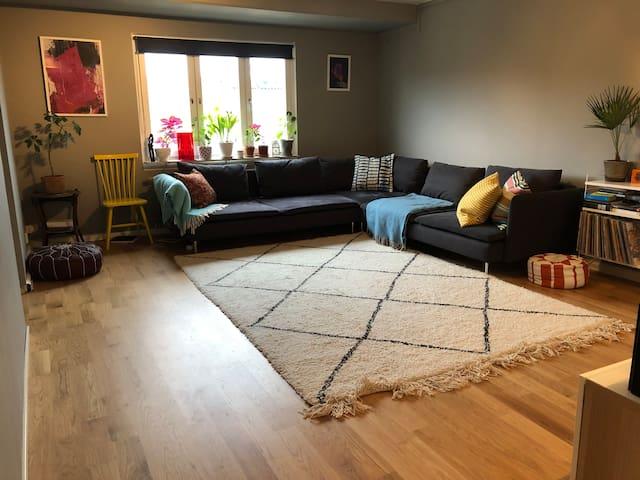 Nice apartment in quiet area!
