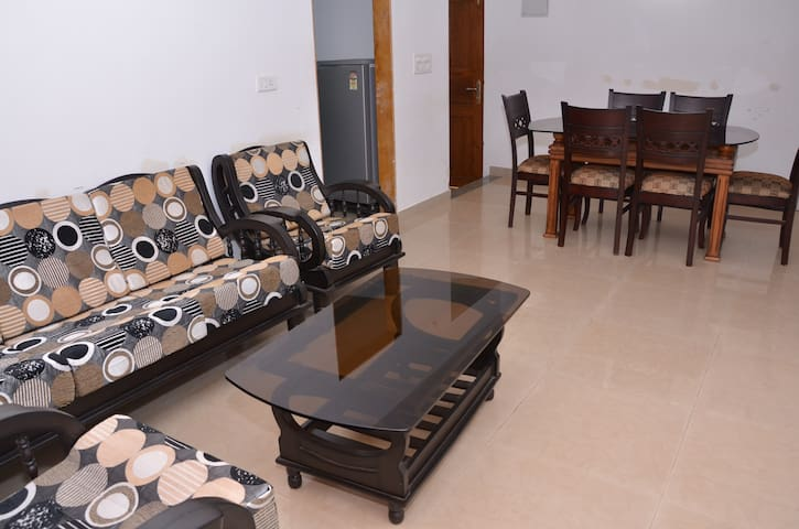 2bedroom apartment in Ruby Residency F001 - Canacona - Appartement