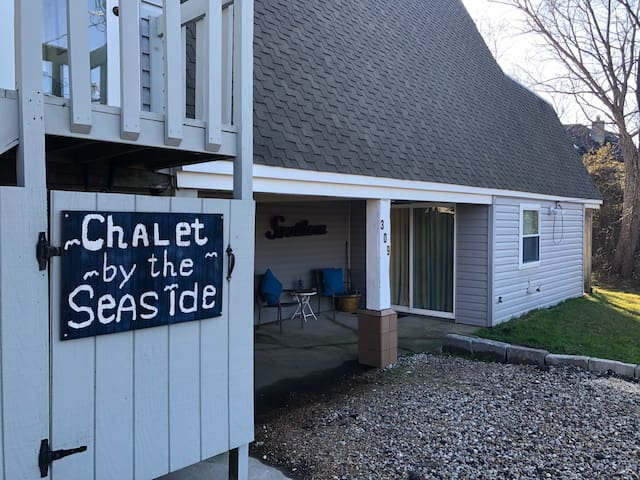 Chalet by the Seaside