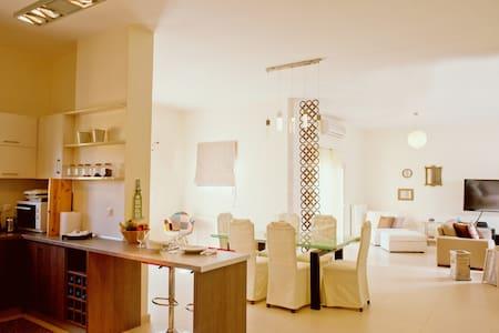 Gouvia MN Style&Comfort Villa - Kerkira - Rumah