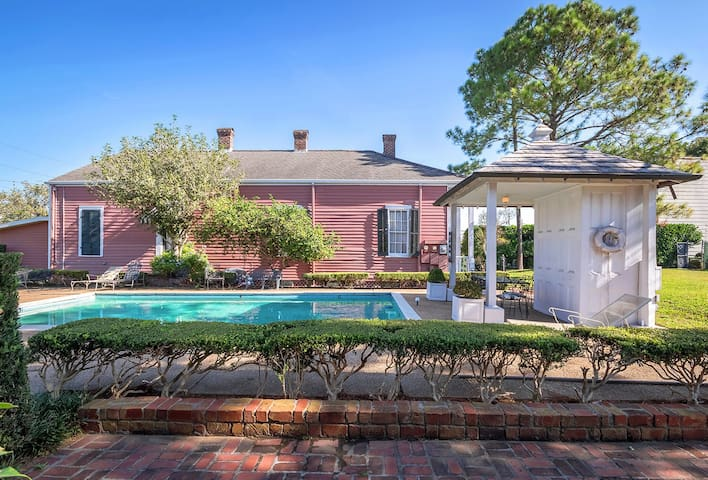 Private Gated Shotgun with Pool, Unit 2