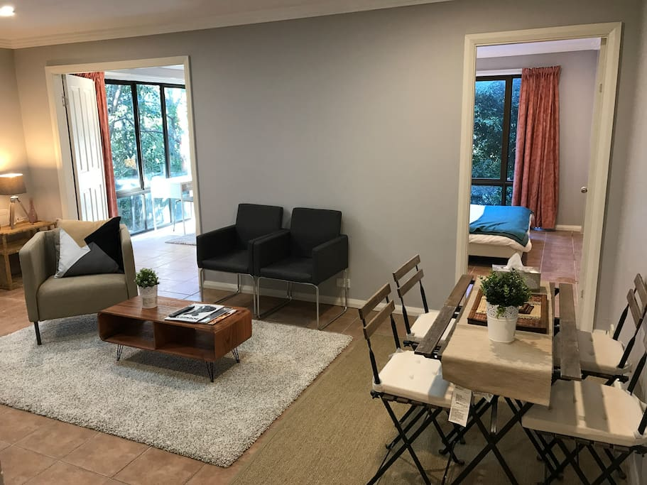 Combined Living & Dining Rooms View 2